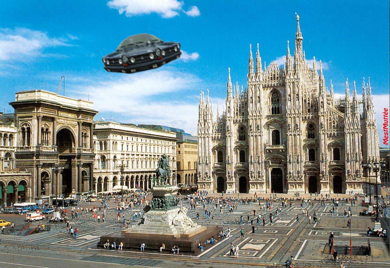 Milano A112 UFO
