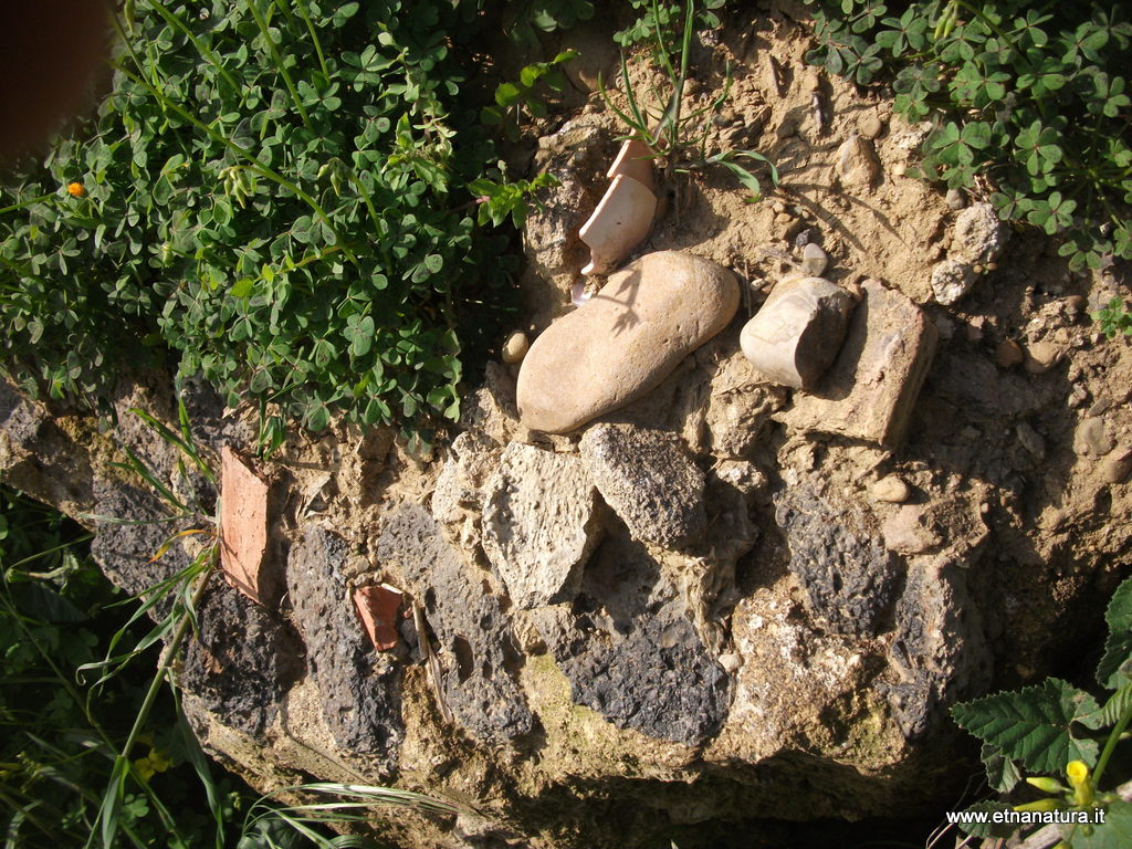 Acquedotto romano Misterbianco