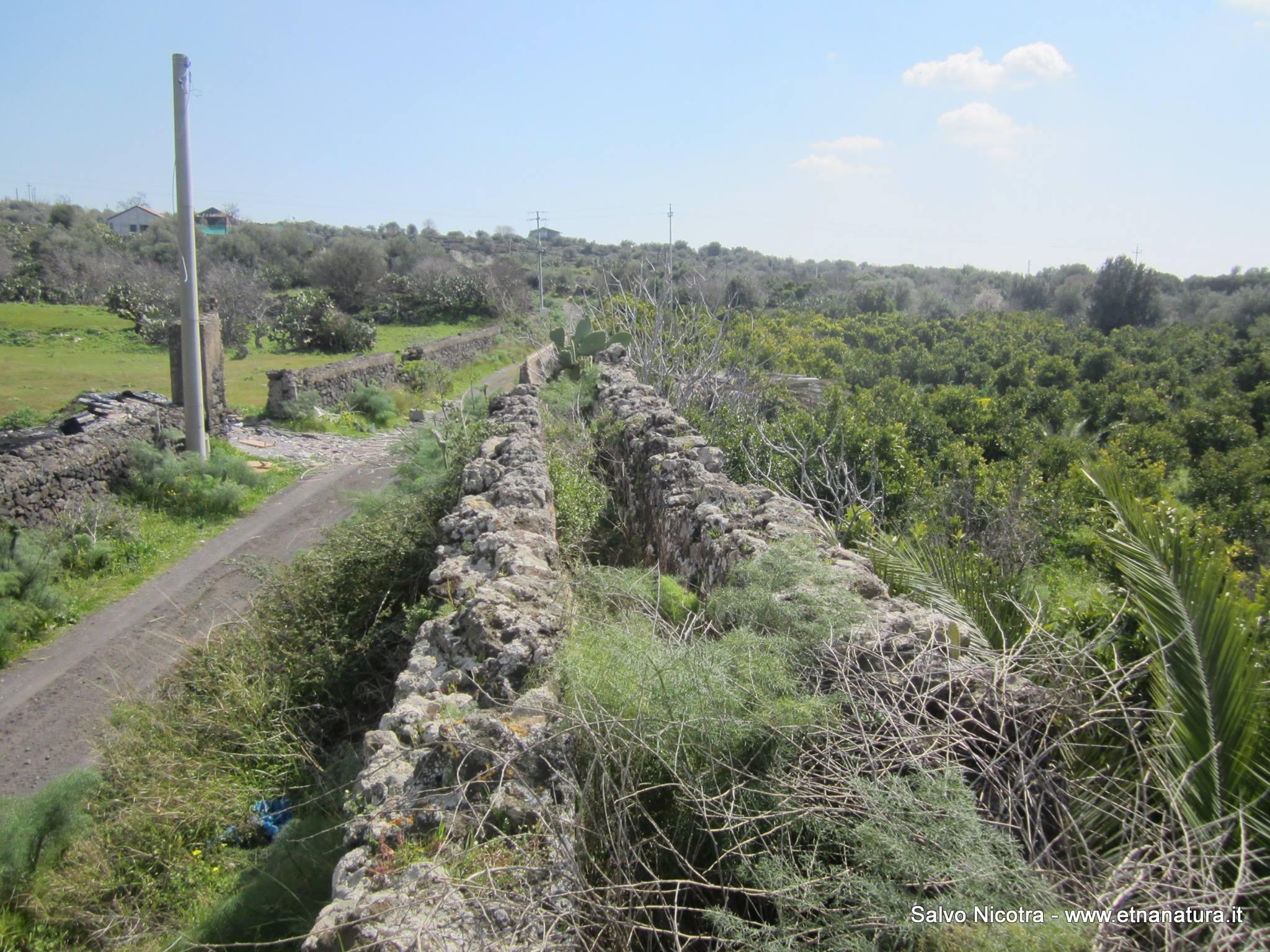 Acquedotto romano Porrazzo