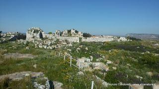 Castello Eurialo: 18 visite nel mese di Gennaio