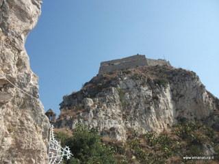 Castello Saraceno Taormina: 1152 visite da giugno 2018