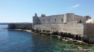 Castello di Maniace: 712 visite da giugno 2018