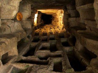 Catacombe della Larderia: 1017 visite da giugno 2018
