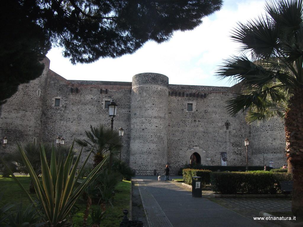 Catania fortificata