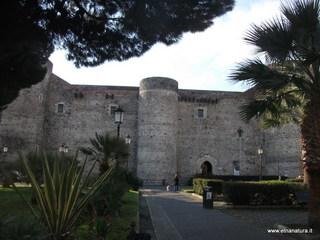 Catania fortificata: 121 visite nel 2020