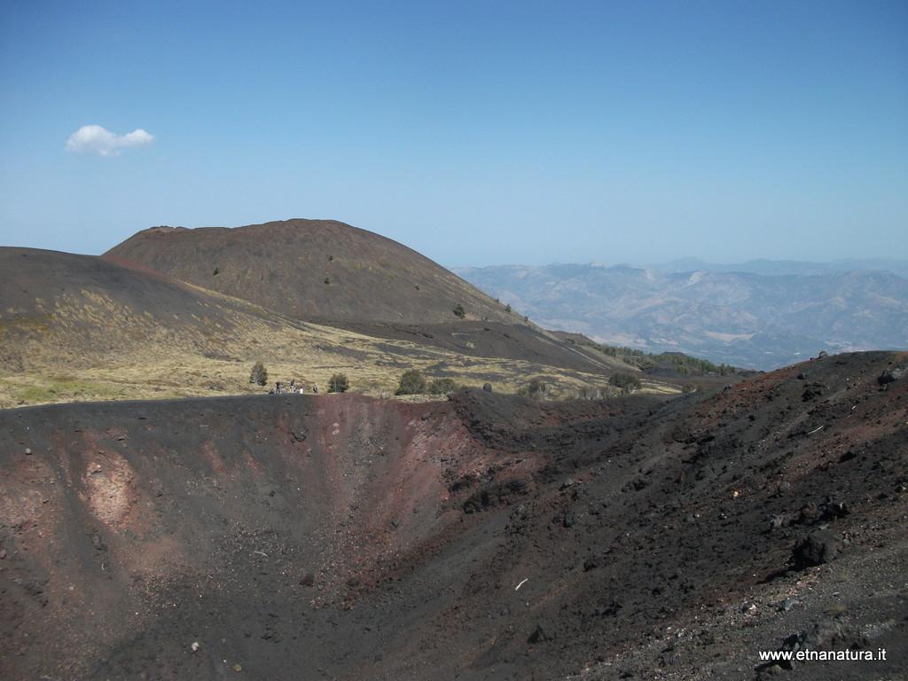 Crateri eruzione 2002