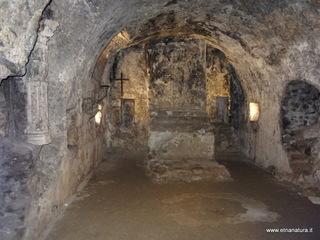 Cripta di sant'Euplio: 948 visite da giugno 2018