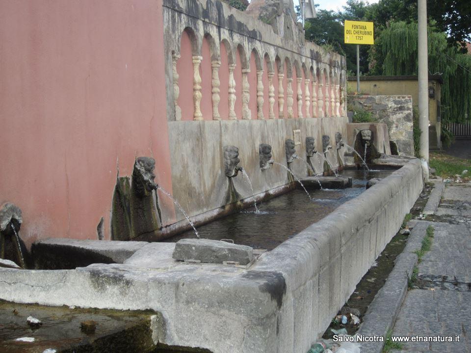 Fontana del Cherubino