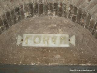 Foro romano Catania: 46 visite nel mese di Aprile