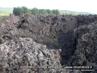 Grotta Chiovazzi: 414 visite nel 2020