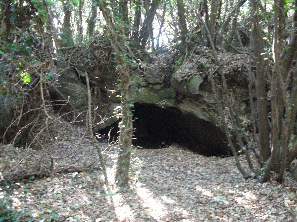 Grotta del Gatto