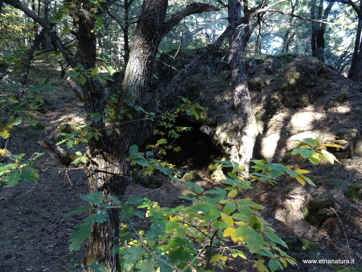 Grotta monte Crisimo