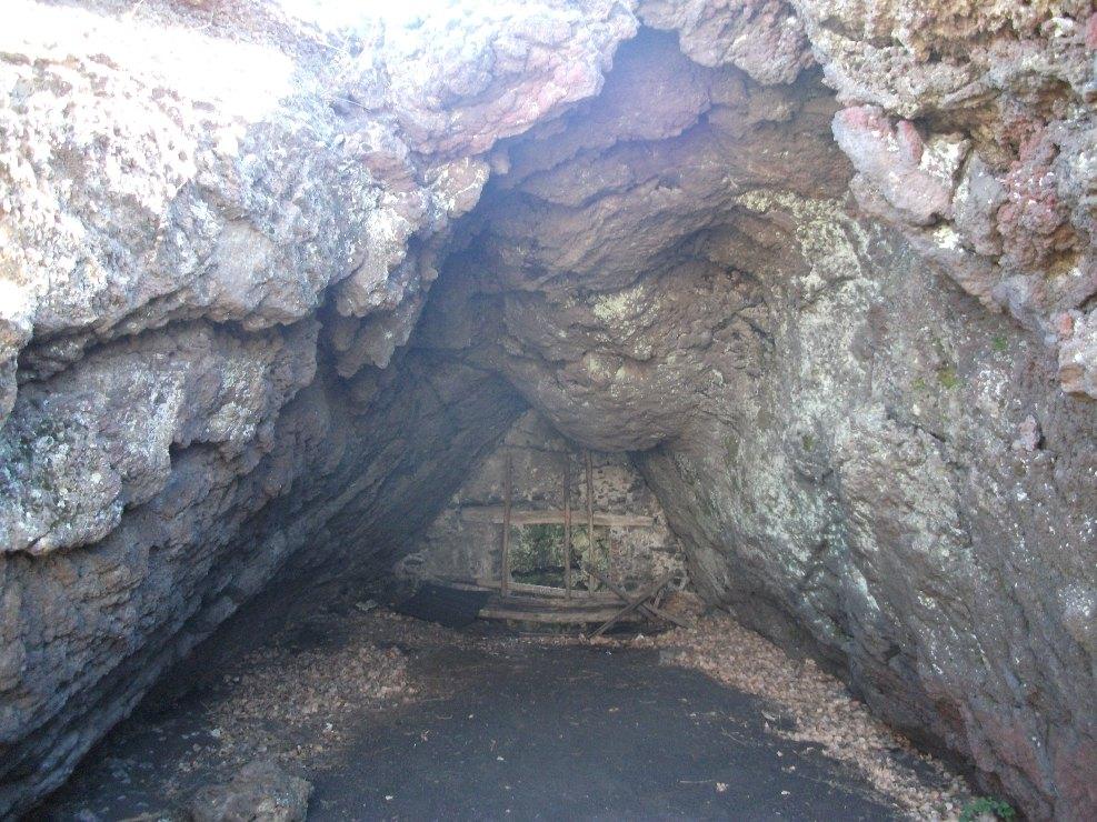 Grotte di casa del vescovo