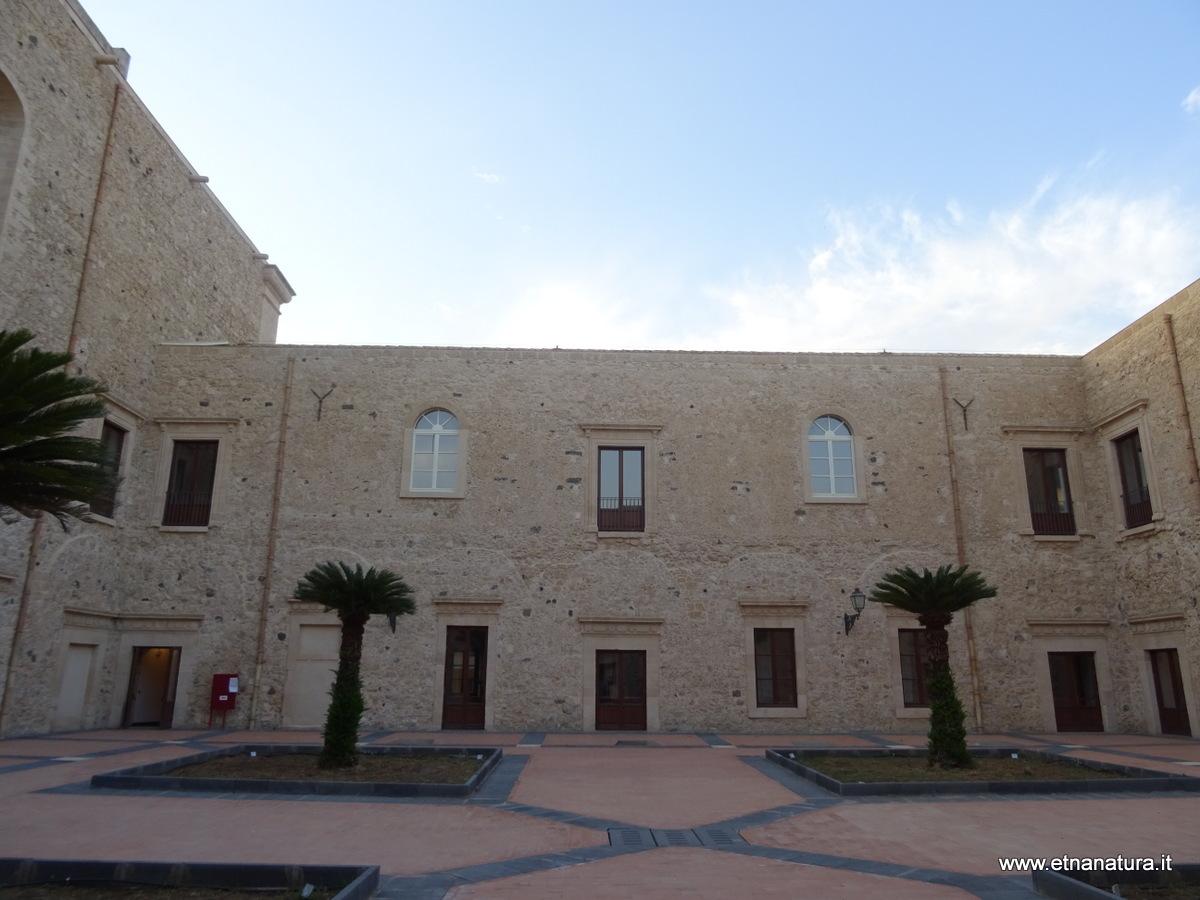Monastero San Benedetto Militello