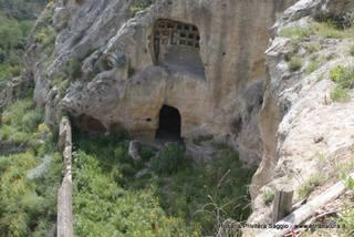 Necropoli Realmese: 1760 visite da giugno 2018