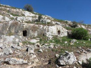 Necropoli cava Granati: 107 visite da giugno 2018