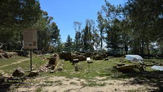 Necropoli piano Cannelle: 1342 visite da giugno 2018