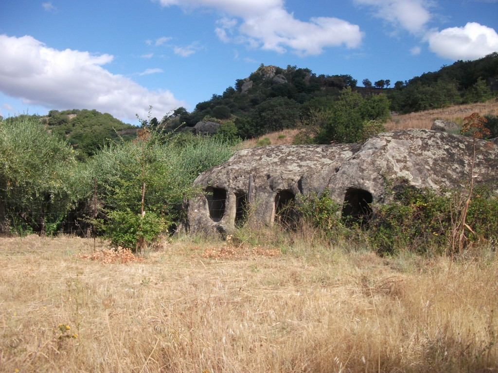 Grotticelle di Orgale