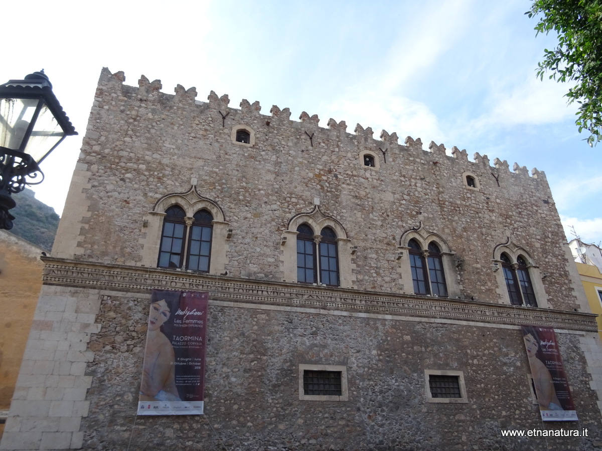 Palazzo Corvaja Taormina
