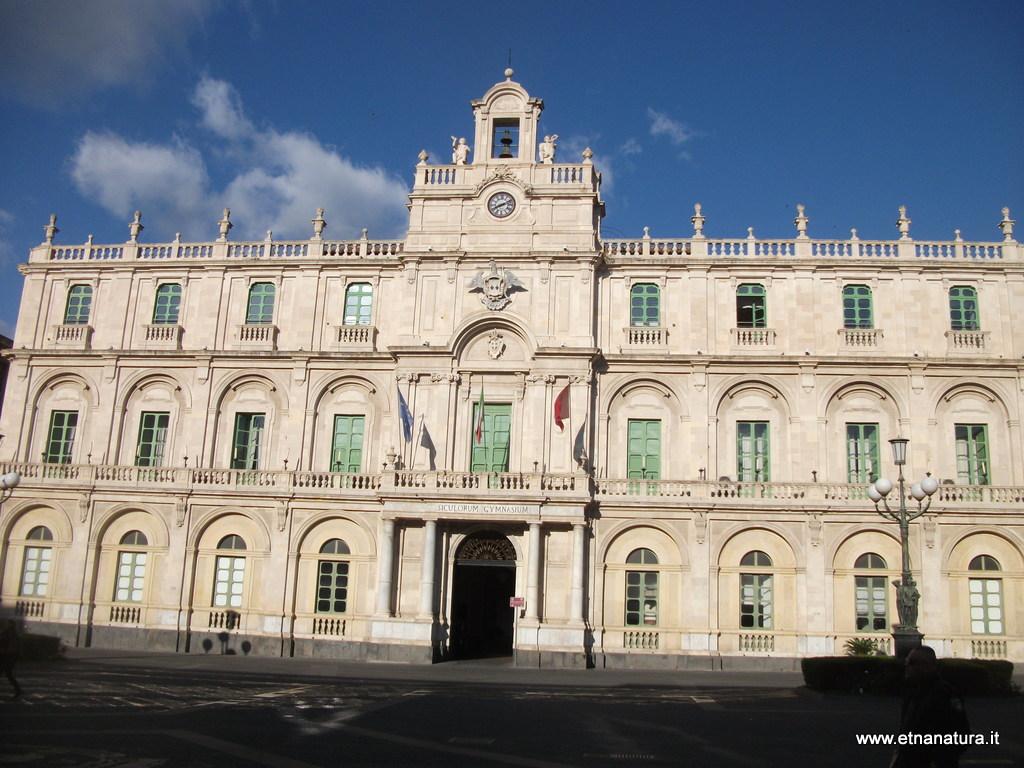 Palazzo Universita Catania