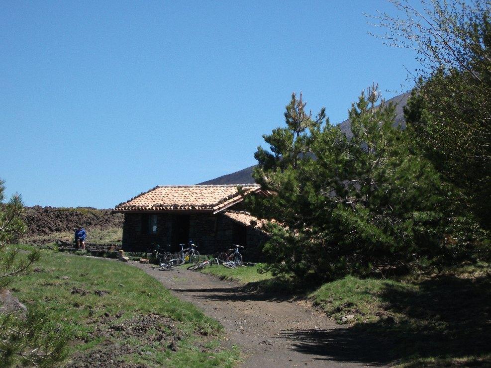 Rifugio monte Palestra