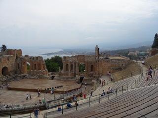 Teatro antico Taormina: 2082 visite da giugno 2018
