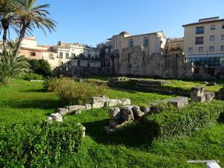 Tempio di Apollo Siracusa: 140 visite da giugno 2018