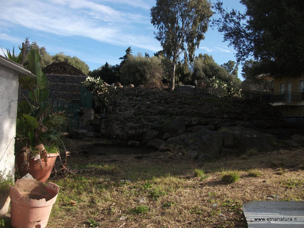 Tempio romano Capo Mulini
