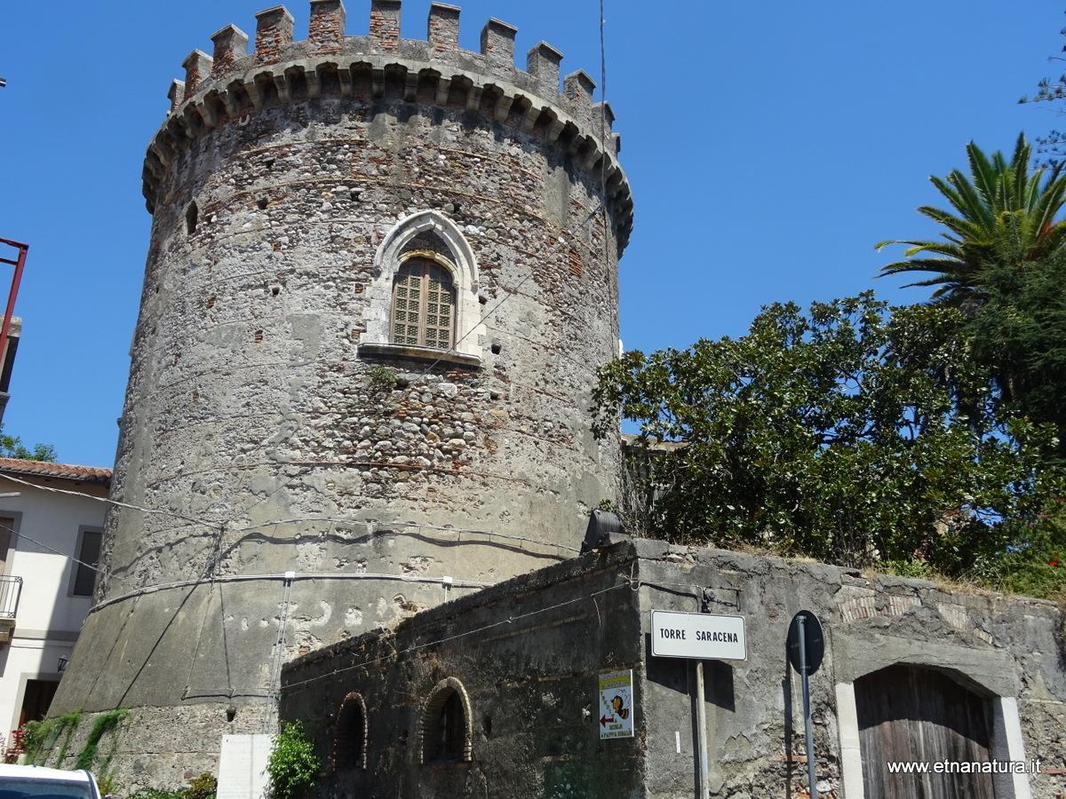 Torre Saracena Roccalumera