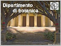Dipartimento botanica universit� di Catania