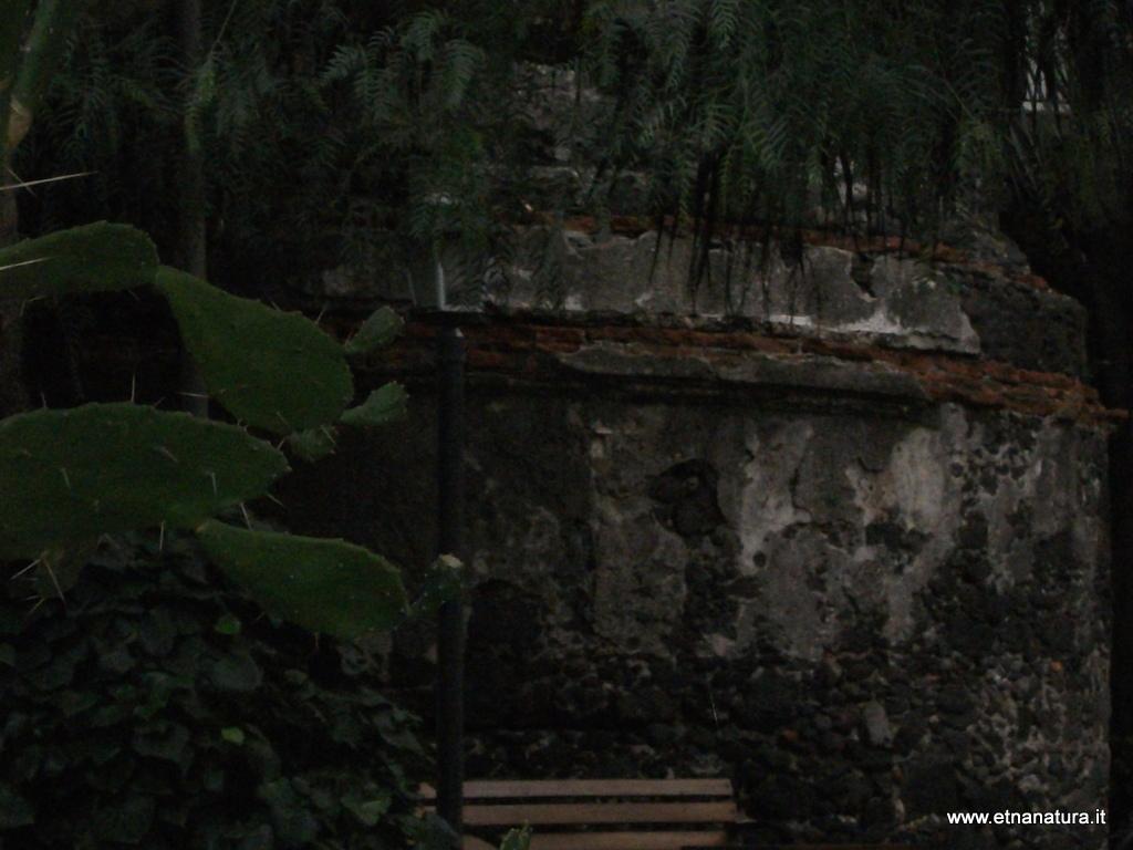Mausoleo circolare di villa Modica