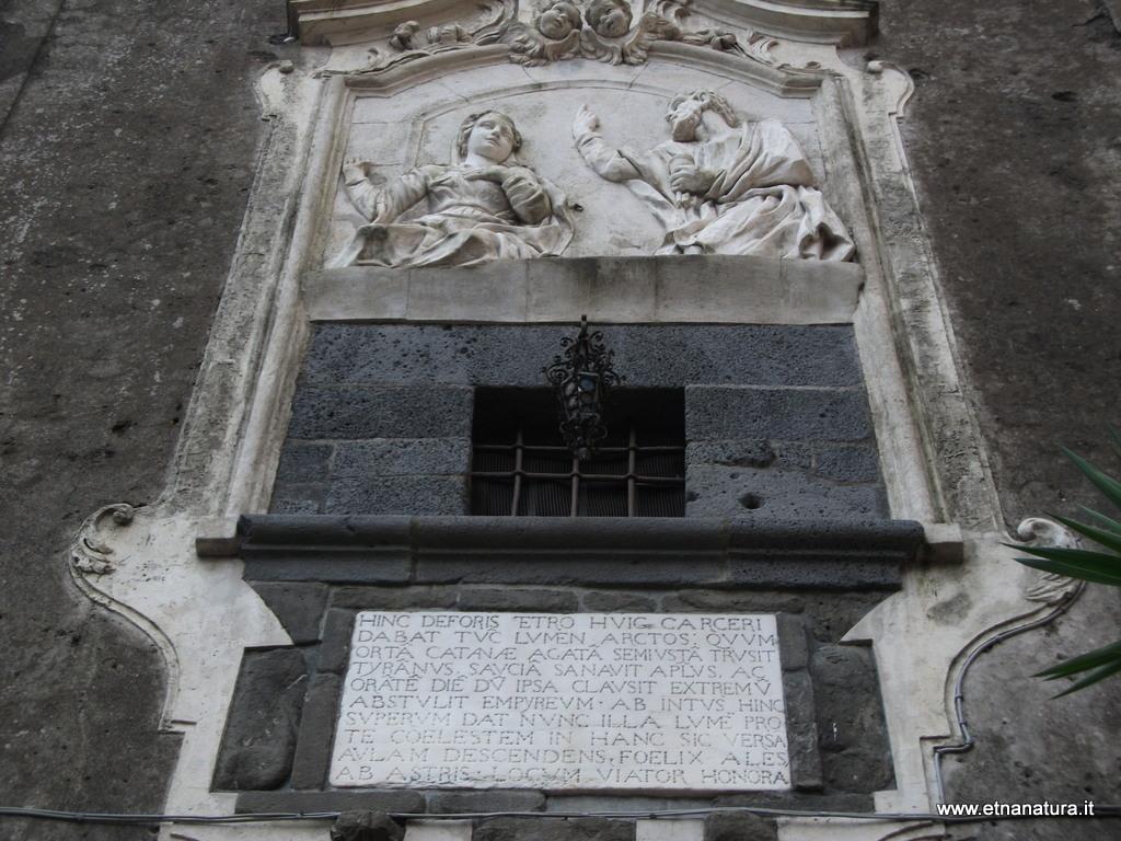 Sant'Agata al carcere.
