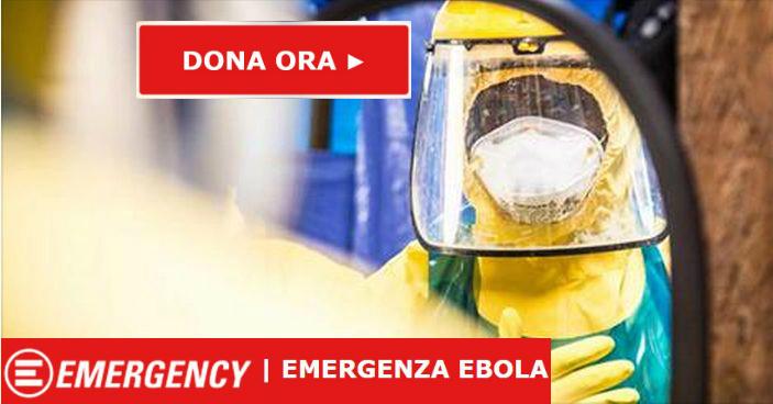 Emergency emergenza ebola