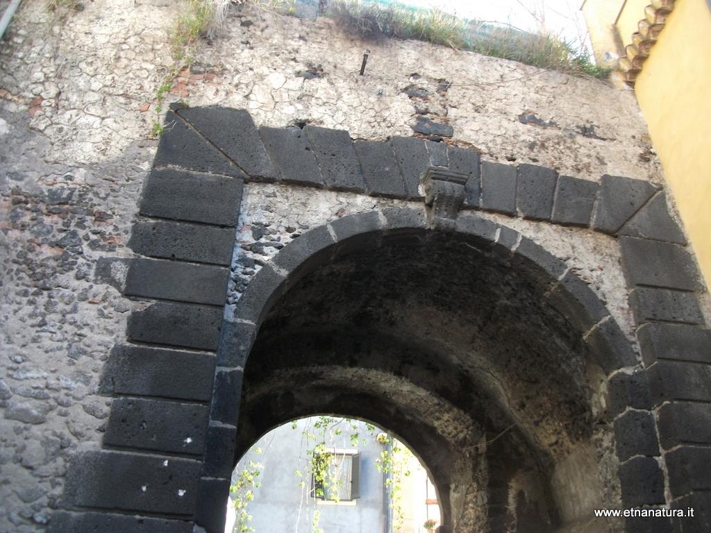 Porta del Fortino vecchio
