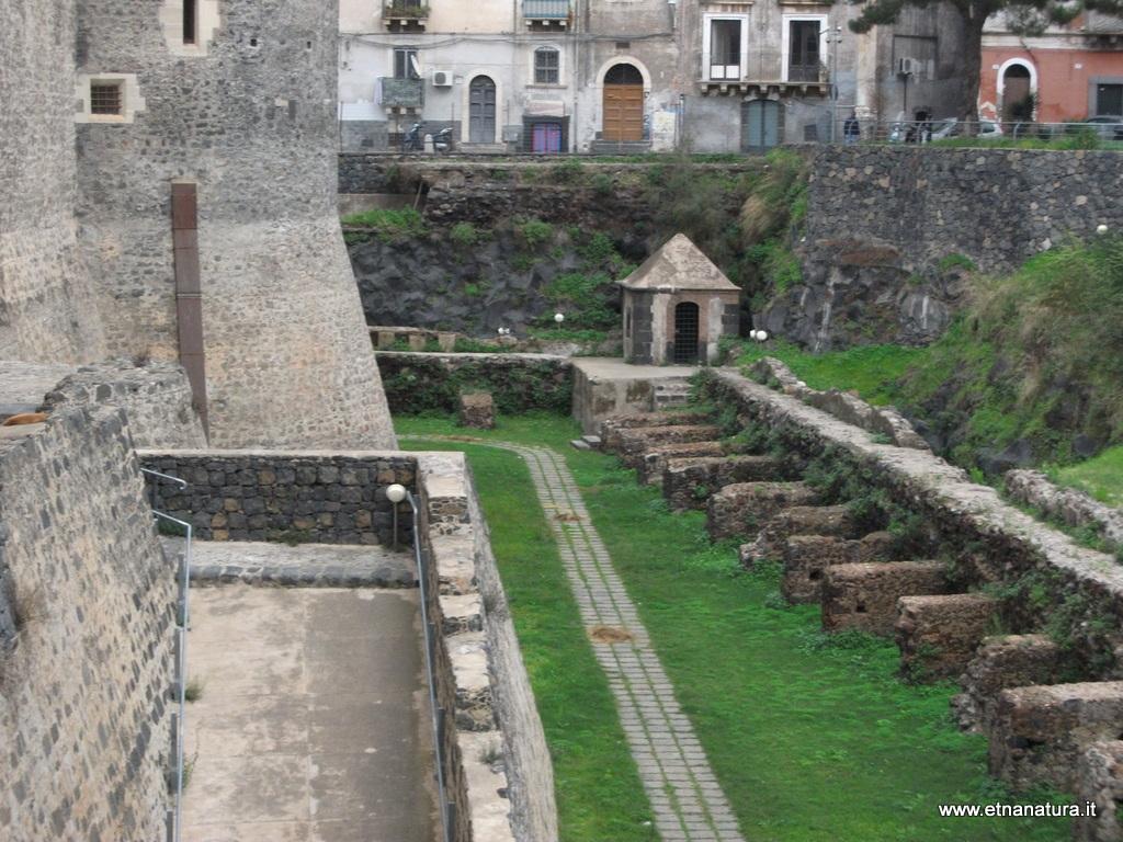 Garitta castello Ursino