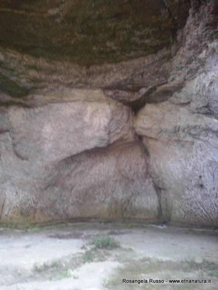 Tomba rupestre d'età bizantina