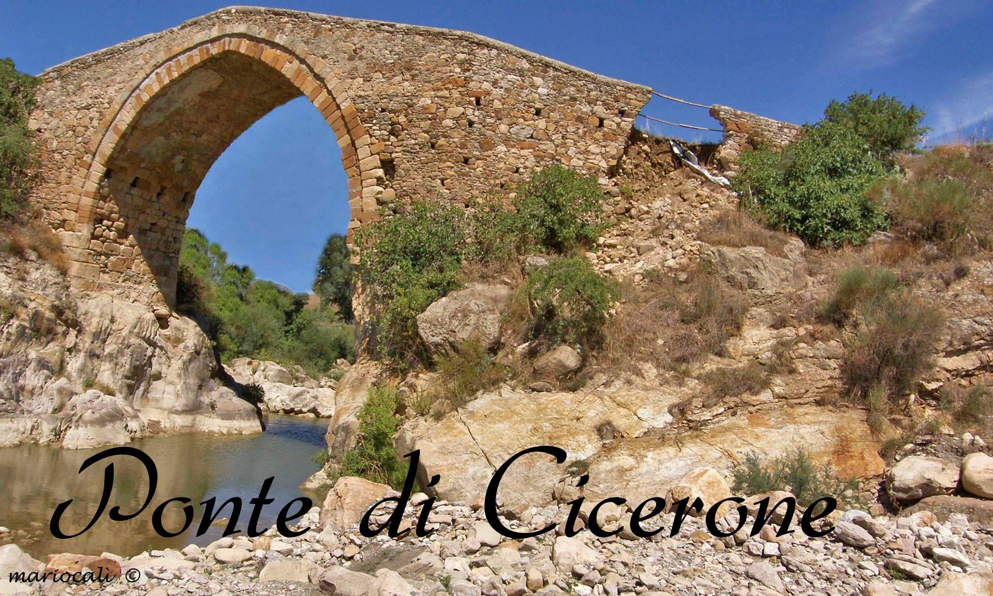 Sentieri arabi e normanni for Foto di ponti coperti